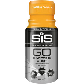 SiS Coffein Shot Box 12x60ml Tropical
